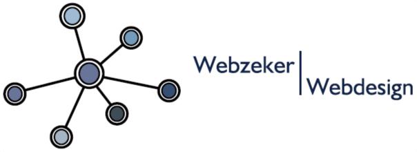 Webzeker Webdesign Retina Logo