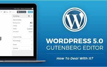 Gutenberg Editor | Webzeker Webdesign
