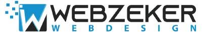 Logo Webzeker Webdesign