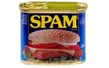 Spam voorkomen